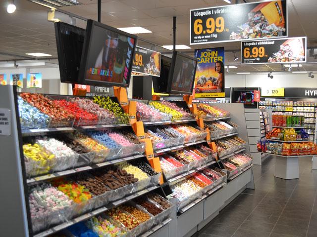 Hemmakväll butik till försäljning Värnamo 80123 Affärsöverlåtelser Startaeget se